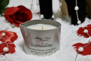 Scandalous Massage Candle
