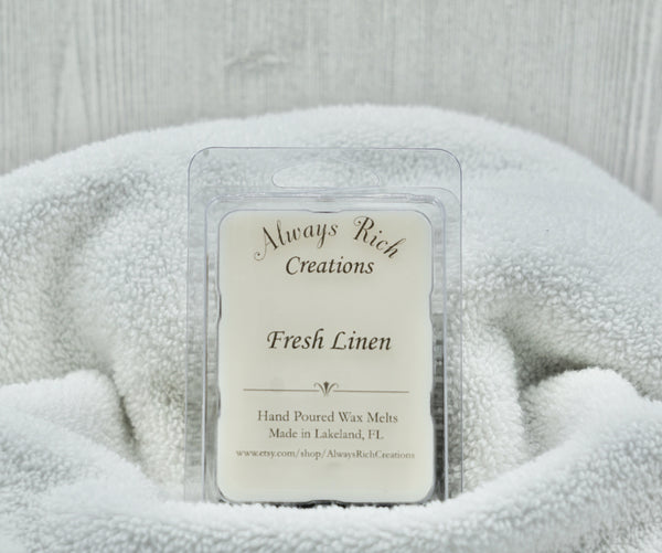 Fresh Linen Collection - Always Rich Creations