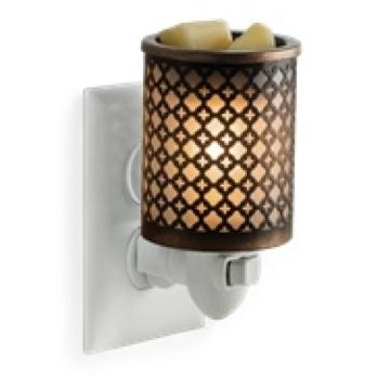 Moroccan Pluggable Warmer