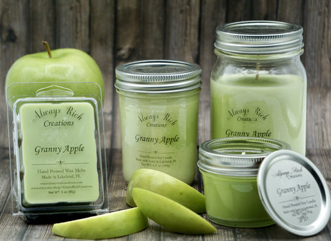 Granny Apple Collection - Always Rich Creations