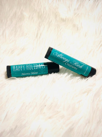 Merry Mint Lip Balm