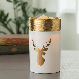 Golden Stag Illumination Warmer - Always Rich Creations