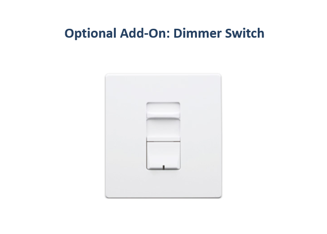 Dimmer Switch [Heatstrip ]