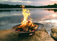 Load image into Gallery viewer, Fire Pit Art Asia Fire Pit + Free Weather-Proof Fire Pit Cover - The Fire Pit Collection