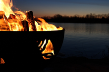 Load image into Gallery viewer, Fire Pit Art Beachcomber Fire Pit + Free Weather-Proof Fire Pit Cover - The Fire Pit Collection