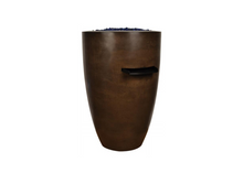 "Load image into Gallery viewer, Fire by Design 24"" x 36"" Legacy Round Tall Fire & Water Vase"