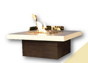 Fire by Design Five O'Clock Lounge Fire Table + Free Cover - The Fire Pit Collection