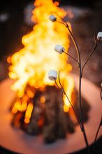 Load image into Gallery viewer, Fire Pit Art Marshmallow Roasting Branch - The Fire Pit Collection