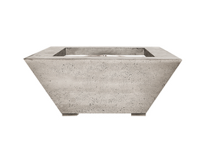 Prism Hardscapes Lombard Fire Table + Free Cover - The Fire Pit Collection