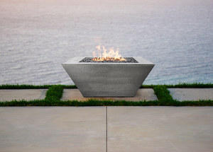Table Lombard Fire with Electronic Ignition Free Cover ✓ [Prism Hardscapes]