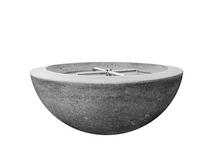 "Load image into Gallery viewer, Prism Hardscapes 29"" Moderno 2 Fire Bowl"