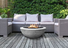 "Load image into Gallery viewer, Fire Bowl 29"" Moderno 2 - Free Cover ✓ [Prism Hardscapes]"