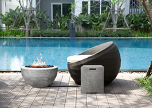 "Load image into Gallery viewer, Fire Bowl 30"" Moderno 3  - Free Cover ✓ [Prism Hardscapes]"