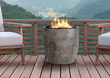 "Load image into Gallery viewer, Fire Pedestal 21"" Pentola 2- Free Cover ✓ [Prism Hardscapes]"