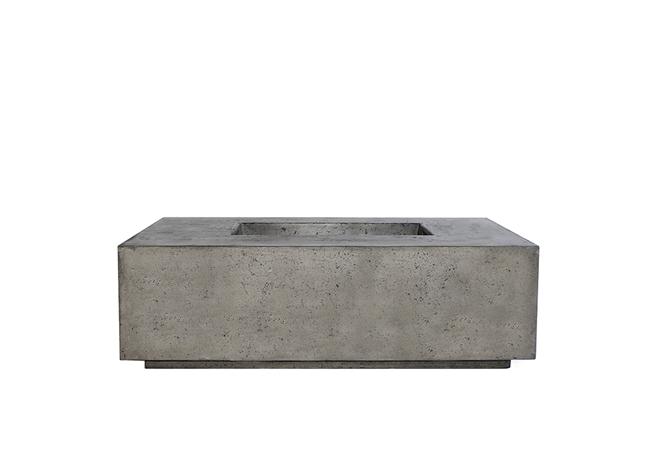 Fire Table Portos 68 Propane with Electronic Ignition - Free Cover ✓ [Prism Hardscapes]