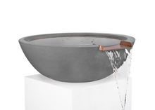 Load image into Gallery viewer, Sedona Concrete Water Bowl - Free Cover ✓ [The Outdoor Plus]