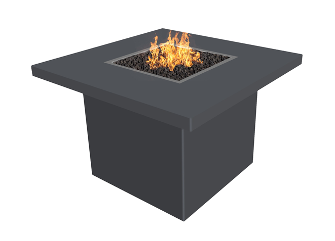 The Outdoor Plus Bella Fire Table + Free Cover - The Fire Pit Collection