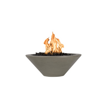 Load image into Gallery viewer, The Outdoor Plus Cazo Concrete Fire Bowl + Free Cover - The Fire Pit Collection