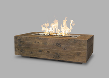 Load image into Gallery viewer, The Outdoor Plus Coronado Wood Grain Fire Pit + Free Cover - The Fire Pit Collection