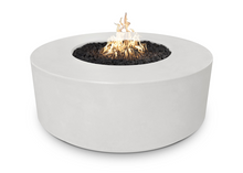 "Load image into Gallery viewer, The Outdoor Plus 54"" Florence Concrete Fire Pit + Free Cover - The Fire Pit Collection"
