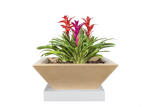 Load image into Gallery viewer, The Outdoor Plus Maya Concrete Planter Bowl - The Fire Pit Collection