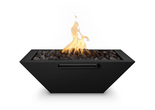 Load image into Gallery viewer, The Outdoor Plus Maya Powdercoated Steel Fire & Water Bowl + Free Cover - The Fire Pit Collection