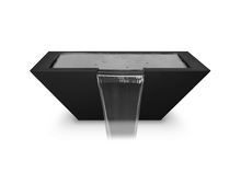 Load image into Gallery viewer, The Outdoor Plus Maya Powdercoated Steel Water Bowl + Free Cover - The Fire Pit Collection