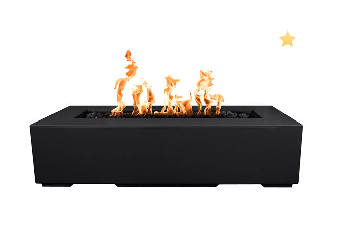 Regal Concrete Fire Pit - Free Cover ✓ [The Outdoor Plus]