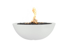 Load image into Gallery viewer, The Outdoor Plus Sedona Concrete Fire Pit + Free Cover - The Fire Pit Collection