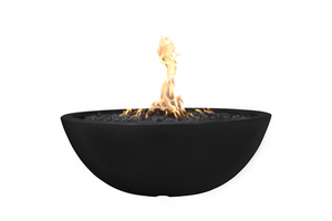 The Outdoor Plus Sedona Concrete Fire Pit + Free Cover - The Fire Pit Collection