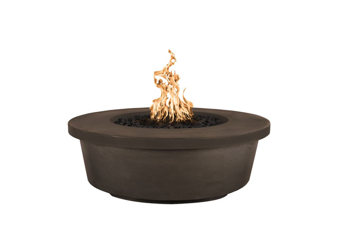 The Outdoor Plus Tempe Concrete Fire Pit + Free Cover - The Fire Pit Collection