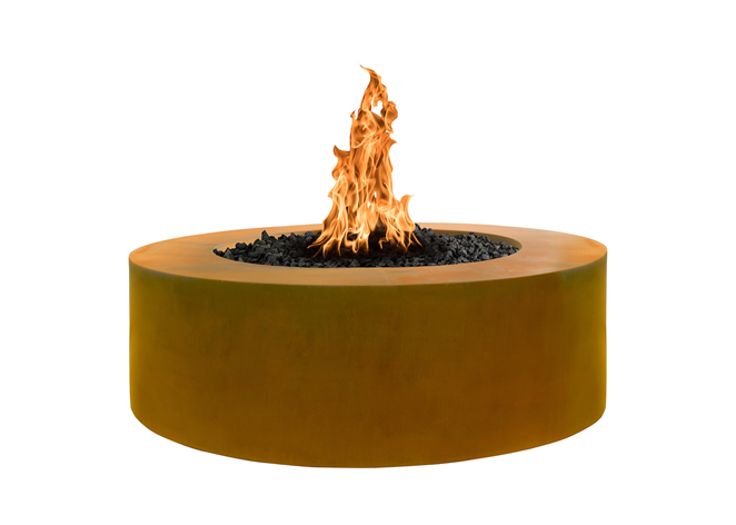 The Outdoor Plus Unity Steel Fire Pit - 24