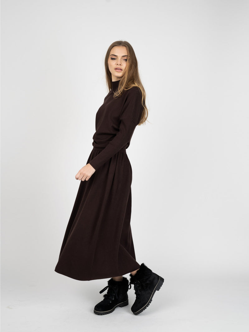 MOCK TURTLENECK - 70% OFF!-Fame on Central