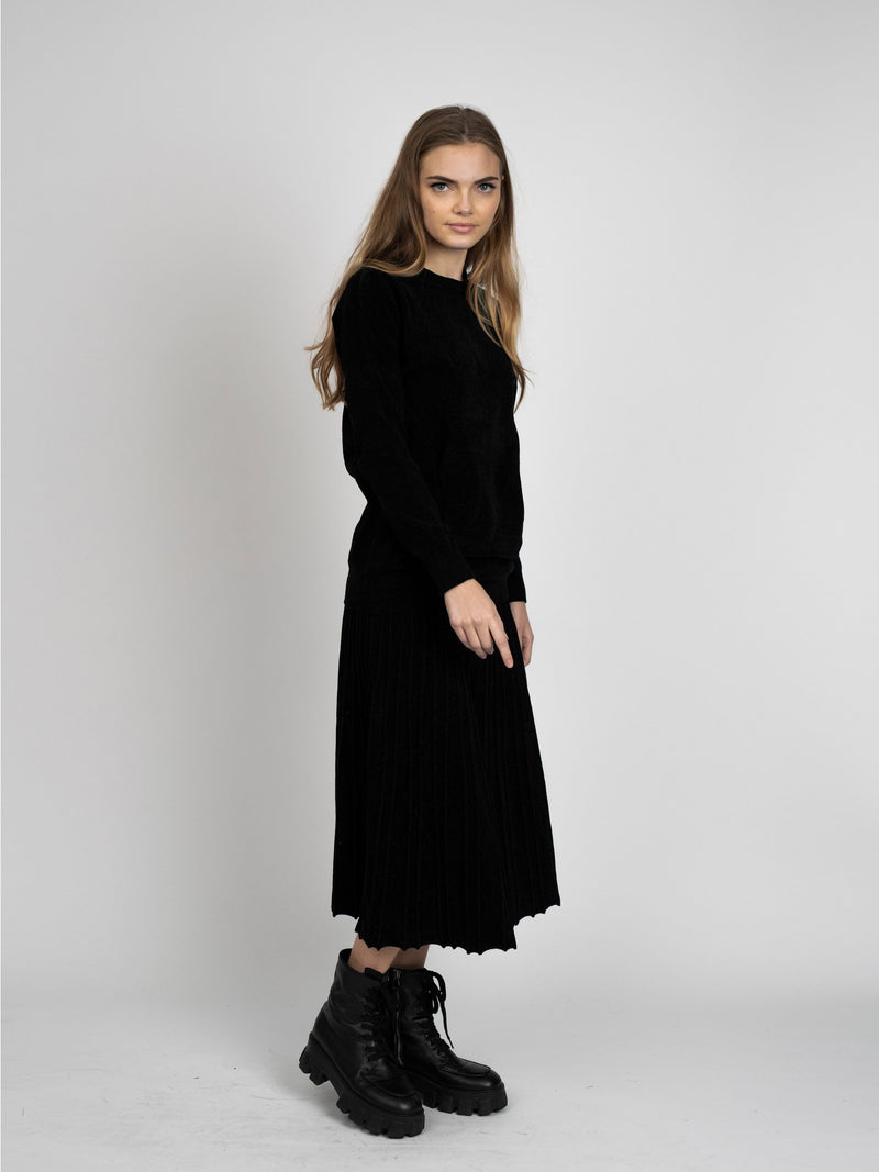 "CHENILLE SKIRT 30""- 70%OFF!-Fame on Central"