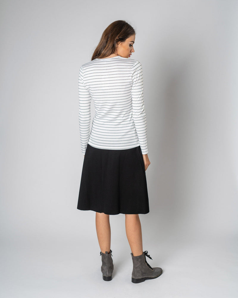 3 PANEL SKIRT 23 INCH-Fame on Central