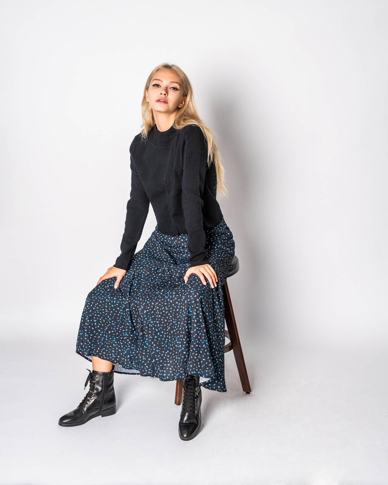 MIDI FLARE SKIRT - 70% OFF!-Fame on Central