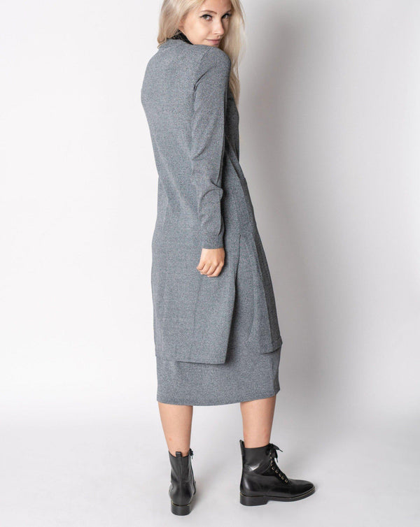 "STRAIGHT KNIT SKIRT 29""-Fame on Central"