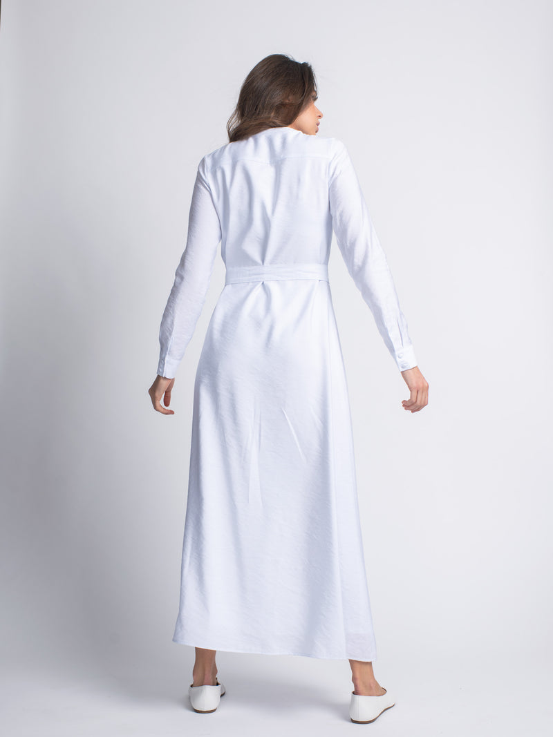 MAXI SHIRTDRESS