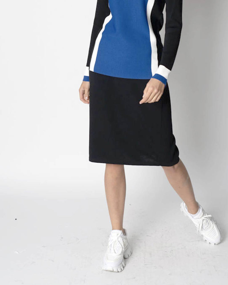 "PONTE PENCIL SKIRT 25""-Fame on Central"