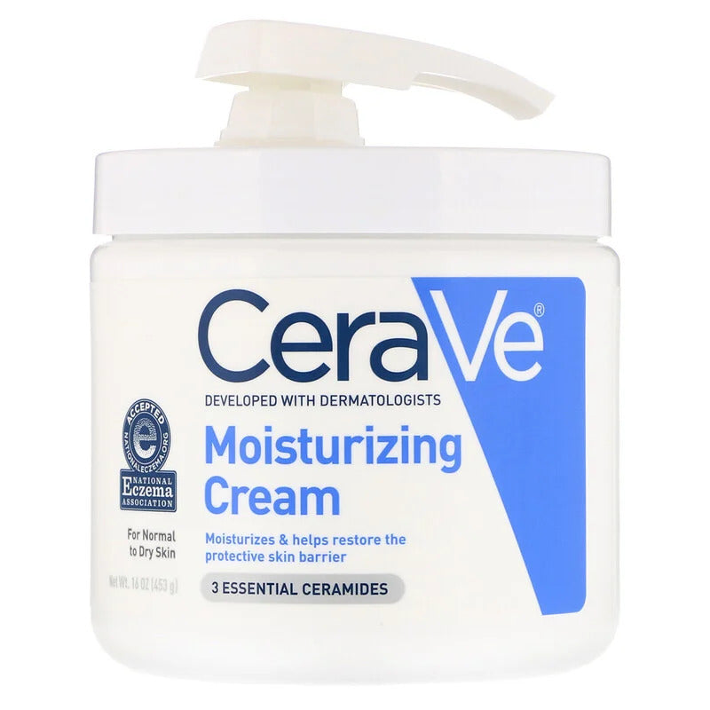 CeraVe Moisturizing Cream With Pump -453 g