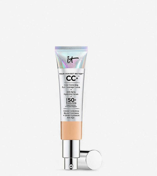 It Cosmetics Your Skin But Better Cc+ Cream With Spf 50+ 32Ml Medium Tan