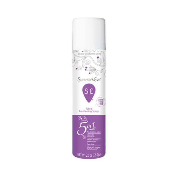 Summer'S Eve Freshening Spray (Ultra) – 56G