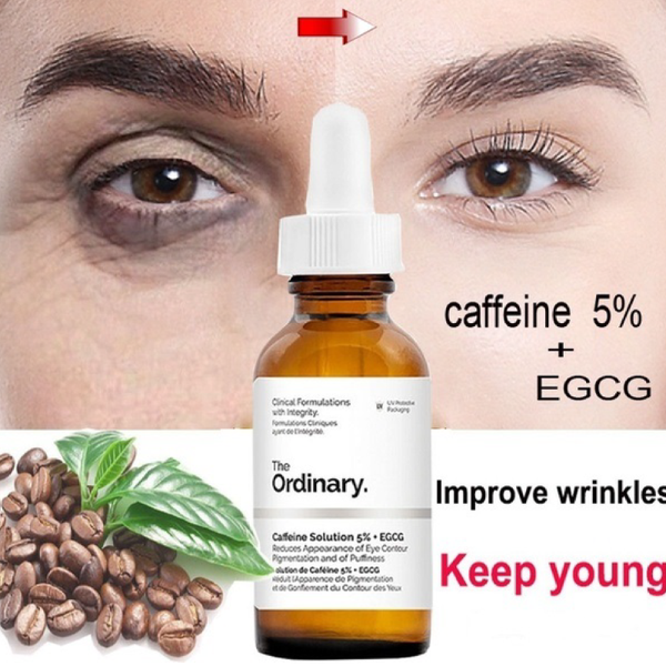 The Ordinary Caffeine Solution 5% Egcg – 30Ml