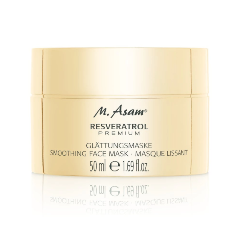 M.Asam Resveratrol Premium Smoothing Face Mask – 50Ml