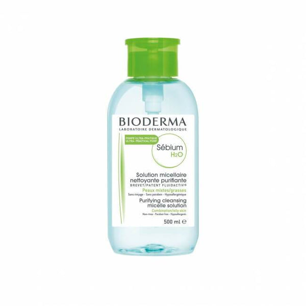 Bioderma Sebium H2O Purifying Cleansing Micelle Sollution 500Ml