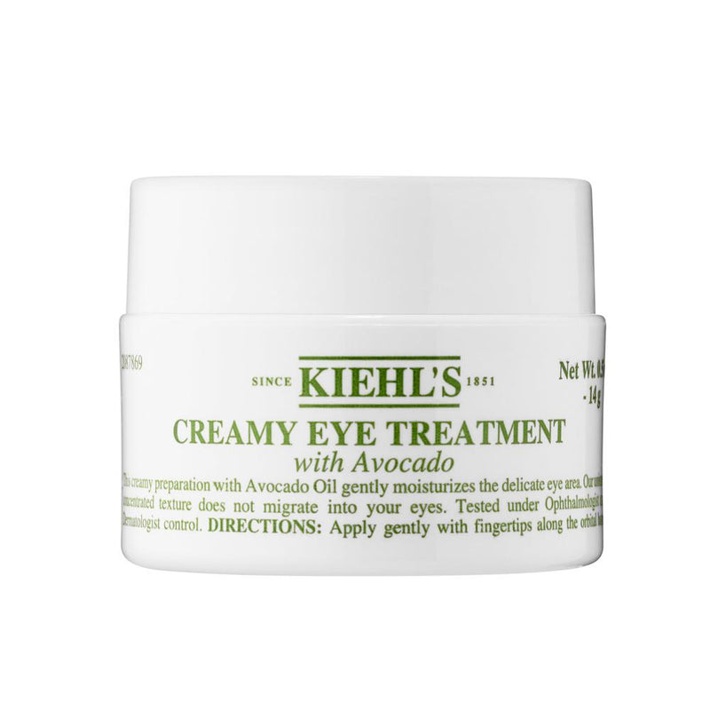 Kiehl'S Creamy Eye Treatment With Avocado – 28Ml