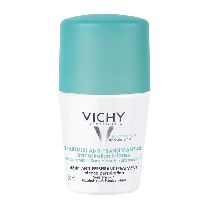 Vichy Deodorant Anti-Perspirant Treatment 48H 50Ml