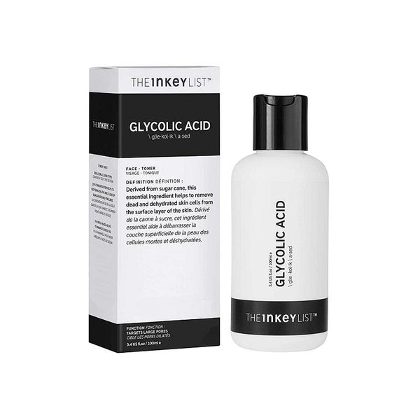 The Inkey List Glycolic Acid Liquid Toner 100 Ml
