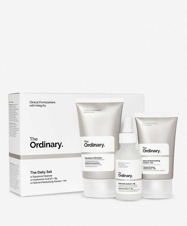 The Ordinary  10X The Ordinary The Daily Set
