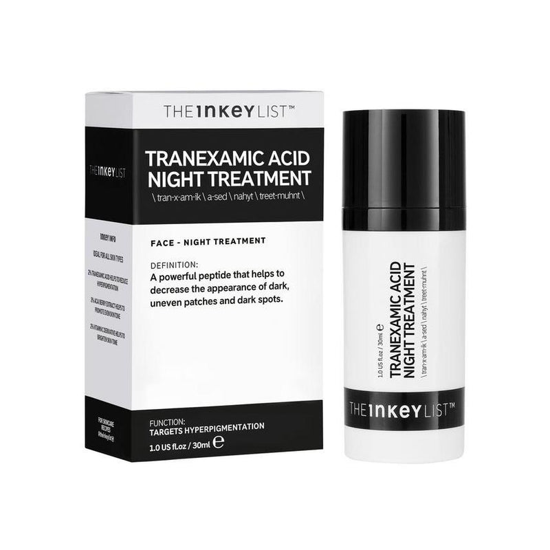 The Inkey List Tranexamic Acid Overnight Treatment 30 Ml